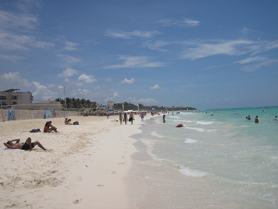 Retire in Playa Del Carmen