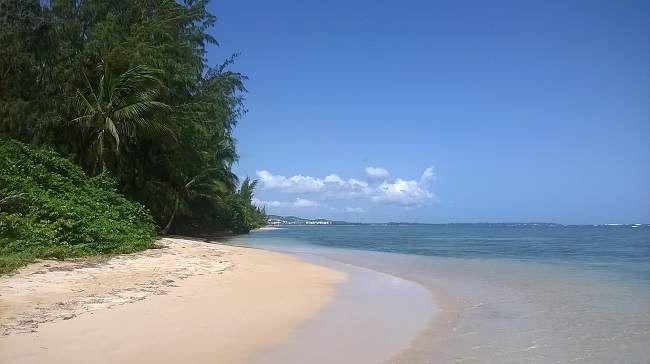 clean beach - Puerto Rico for everybody