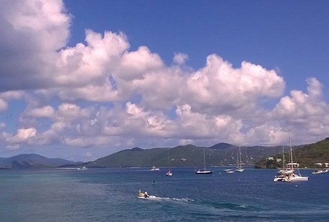 St. Thomas Bay