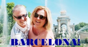 Trip4Real Review – Photo Shoot In Valeria's Secret Corners Of Barcelona