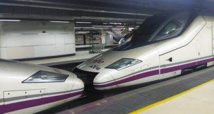 Travel from Barcelona to Granada by Train
