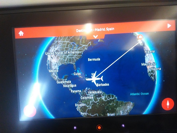Flying Iberia Airlines To Spain - Flight Info
