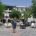 Tim in Alpujarra