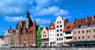 Gdansk – A Beautiful City By The Sea
