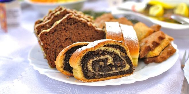 Polish food - baked goods