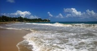 Back In Beautiful Puerto Rico – Aaahh, The Beach!