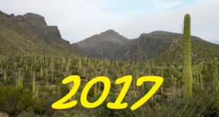 2017 What's Next For Us – The American Southwest!