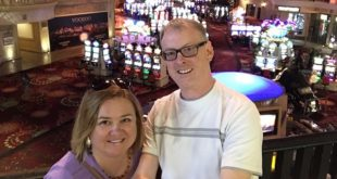 Our Anniversary In Las Vegas – The City That Never Sleeps